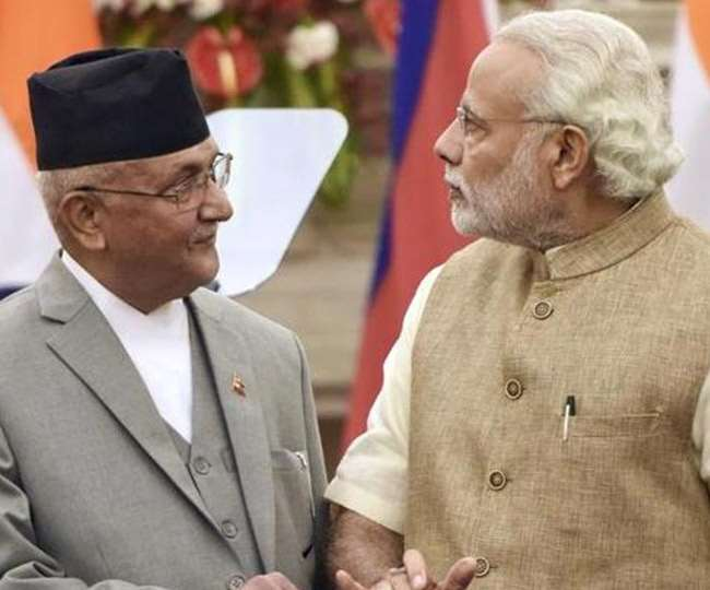 Positive signs from Nepal Bangladesh PM Oli said Golden Era of ...