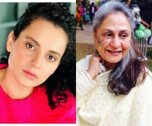 Kangana Ranaut vs Jaya Bachchan: Reaction to these celebs on Jaya Bachchan's statement, know who said what