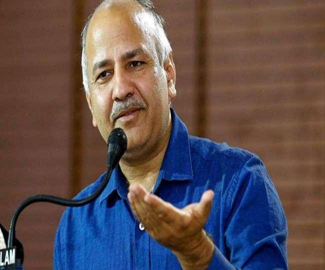 कोरोना ने बढ़ाई दिल्ली सरकार की मुश्किल, मनीष सिसोदिया ने बताया '21% राजस्व कम आया'