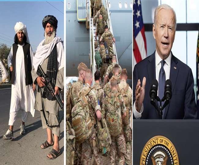 तालिबान की मदद को लेकर घिरा पाक, US ने कहा- तालिबान को मान्यता देने को जल्दबाजी नहीं करें इमरान।