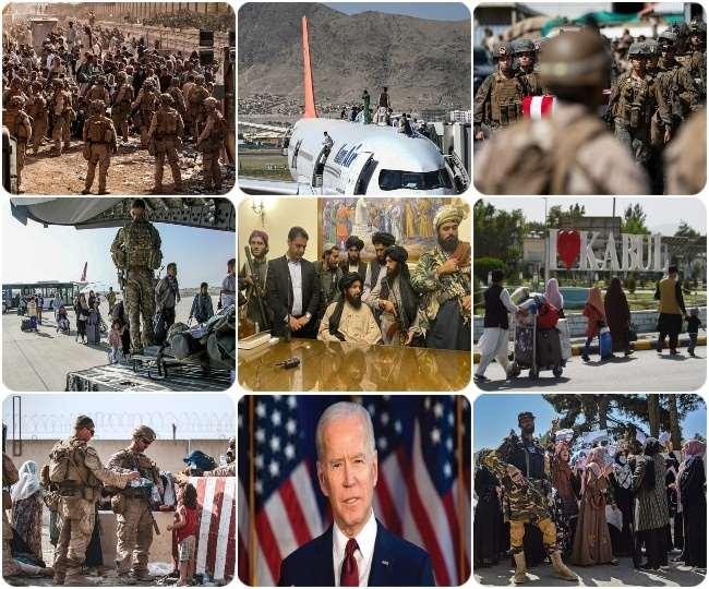 अफगानिस्तान में तालिबान के शासन का नाटकीय पहला महीना