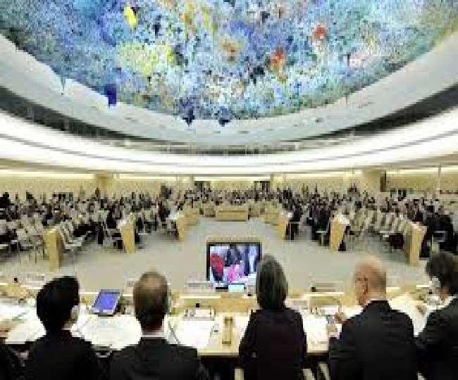 संयुक्त राष्ट्र मानवाधिकार परिषद के 48 वें सत्र में भारत ने कहा