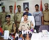 दो लाख रुपये के 130 ई-टिकट सहित दो दलाल गिरफ्तार Lucknow News
