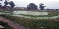 तालाबों की सफाई के नाम पर खानापूर्ति कर रहा नगर निगम