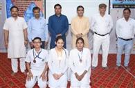 ज्ञान-विज्ञान मेले गोपाल विद्या मंदिर जींद बना ओवरऑल विजेता