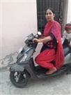 शहर की पहली महिला जो चला रही रैपिडो बाइक