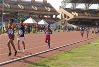 नीरज व रागिनी ने 1500 मीटर का स्वर्ण झटका