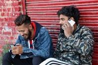 कश्मीर में 72 दिन बाद बजी मोबाइल की घंटी