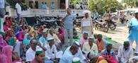 भारतीय किसान यूनियन ने पंचायत लगाकर दी चेतावनी