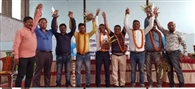 एससी रेलवे इंप्लाइज एसोसिएशन की मंडल शाखा चुनाव संपन्न