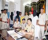 मुजफ्फरपुर में शराब के बड़े सिंडिकेट का पर्दाफाश, पांच धंधेबाज चढ़े पुलिस के हत्थे Muzaffarpur News