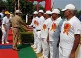 आठ सौ मीटर दौड़ में मुलायम यादव ने बाजी मारी Prayagraj News