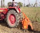 Submission on Agricultural Mechanization : निराश करने वाली है मुजफ्फरपुर की रिपोर्ट, जानें स्थिति Muzaffarpur News