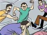 भाजपा के मंडल चुनाव में जमकर चले लात-घूंसे, अध्यक्ष पद के दावेदार हुए जख्मी Kanpur News