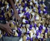 बिना लाइसेंस पटाखा विक्रेताओं व प्रशासन के बीच लुकाछिपी का खेल शुरू Chandigarh News