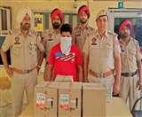 शराब तस्करी में ऑटो चालक गिरफ्तार, अवैध शराब की सात पेटियां हुईं बरामद Jalandhar News