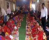 सामूहिक कुमकुम पूजा से गूंजा कीताडीह, कोलाटम नृत्य से गौरी की आराधना Jamshedpur News