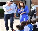 पाकिस्तान के स्कूल पहुंचे प्रिंस विलियम और केट मिडलटन, छात्राओं से की बात