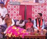 Dharamshala By Election: शांता कुमार भी उतरे चुनाव प्रचार में, विशाल नैहरिया के लिए कही यह बात