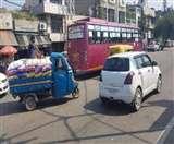 तीन दिन तक मार्केट में वाहन ले जाने से करें परहेज, इन पांच जगहों पर एंट्री बैन Ludhiana News