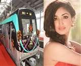 बॉलीवुड फिल्मों में भी दिखाई देगी यूपी में चल रही Aqua Line Metro, बस थोड़ा-सा इंतजार