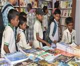 पटना पुस्तक मेले में आज जारी होगी बेस्टसेलर की सूची, 'सान्निध्य' में जुटेंगे साहित्यकार Patna News