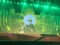 3500 लोग बने मल्टीमीडिया शो के गवाह, गायक पम्मा ने बांधा समां