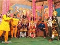 रावण वध और राजतिलक के साथ हुआ रामलीला का समापन