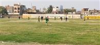 फुटबॉल मैच में नौ टीमें अगले दौर में पहुंचीं