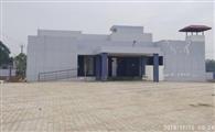 उद्घाटन के इंतजार में पुलिस स्टेशन काठगढ़ की इमारत
