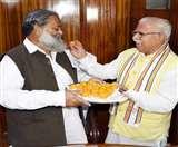 CM की मौजूदगी में मंत्रियों ने संभाला मोर्चा, जानें JJP के धानक ने क्यों पद संभालने से किया मना
