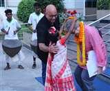 XLRI : एक्सएलआरआइ में डेनियल केलिन ने सिखाईं ड्रामा व स्टोरी टेलिंग की बारीकियां Jamshedpur News