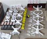 IGI एयरपोर्ट से ड्रोन कैमरे के साथ यात्री गिरफ्तार, बड़ी संख्या में मेमोरी कार्ड बरामद
