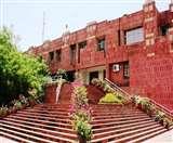 JNU Student protest: कुलपति ने की छात्रों से प्रदर्शन खत्म करने की अपील