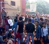 BHU फिर छात्र आंदोलन की ओर, छात्रों के समर्थन में कई फैकल्टी बंद, परिसर सुरक्षा बलों के हवाले