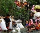 आइसीसी ने दी रोहिंग्या मुस्लिमों के साथ कथित दुर्व्यवहार की जांच की मंजूरी