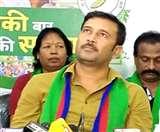 Jharkhand Assembly Election 2019: सुदेश का भाजपा पर तंज, बड़े दल नीचे नहीं देखते
