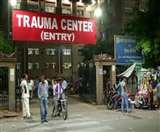 वेंटिलेटर के लिए अस्पतालों में भटकते रहे अभिभावक, गोद में मासूम ने तोड़ा दम Lucknow News