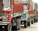 जाम से निपटने को रिस्पना से डोईवाला के बीच ट्रकों पर रोक की तैयारी