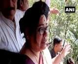 Cyclone Bulbul: चक्रवात 'बुलबुल' से नुकसान का जायजा लेने पहुंची केंद्रीय मंत्री देवश्री का भी विरोध