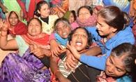 गंगा किनारे मिला लापता शिक्षिका का शव, चक्का जाम