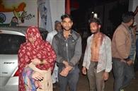 पांच रुपये के विवाद में पार्षद के घर में घुसकर मारपीट, तोड़फोड़