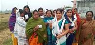 बाराहाट में 61 व बौंसी में 71 फीसद हुआ मतदान