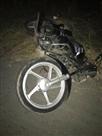 सड़क दुर्घटना में दो की मौत, एक घायल