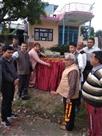 दो गांवों में 16.50 के विकास कार्यो का शिलान्यास