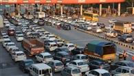 फास्ट टैग लागू, 22 हजार गाडि़यां बिना टैग निकलीं, 10 हजार पर थे टैग