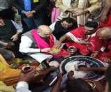 Jharkhand Assembly Election 2019: रामनवमी पर अयोध्या में हो सकता भव्य श्रीराम मंदिर निर्माण का श्रीगणेश, गृहमंत्री अमित शाह और योगी आदित्यनाथ का संकेत
