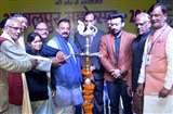 भागलपुर महोत्सव : ढलती शाम को शबनम ने चूमा तो गजलों संग जवां होने लगी रात Bhagalpur News