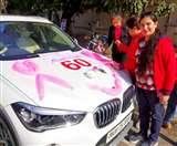 Gymkhana Club की रैली में महिलाओं का संदेश- यत्र नार्यस्तु पूज्यंते, रमंते तत्र देवता