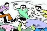 नहर सफाई कर बाहर सिल्ट डालने पर कब्जेदारों ने सिंचाई विभाग की टीम को पीटा Kanpur News